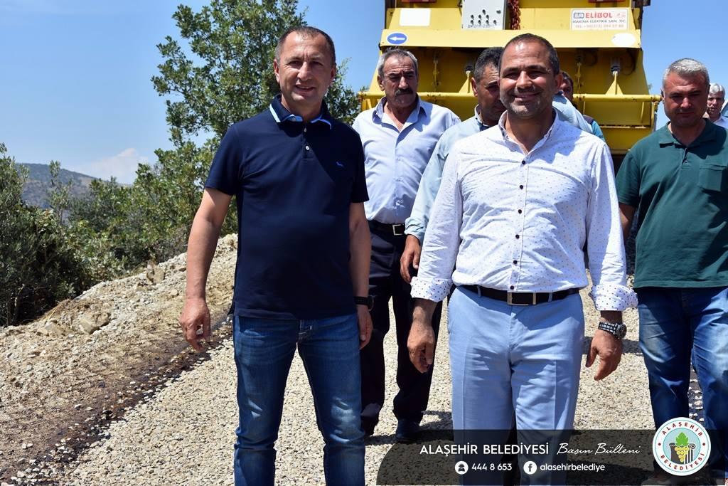 Manisa Büyükşehir Belediyemiz İle El Ele Hizmet Seferberliği Başladı