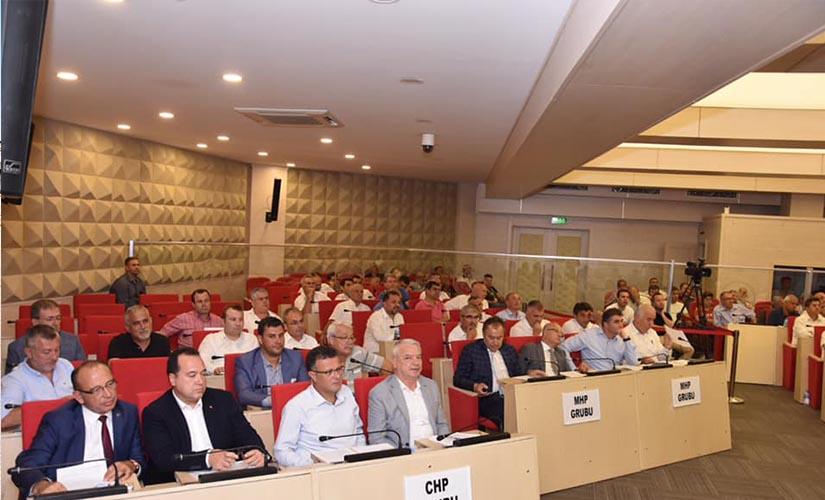 Manisa Büyükşehir Belediyesi Ağustos Ayı Olağan Meclis Toplantısı