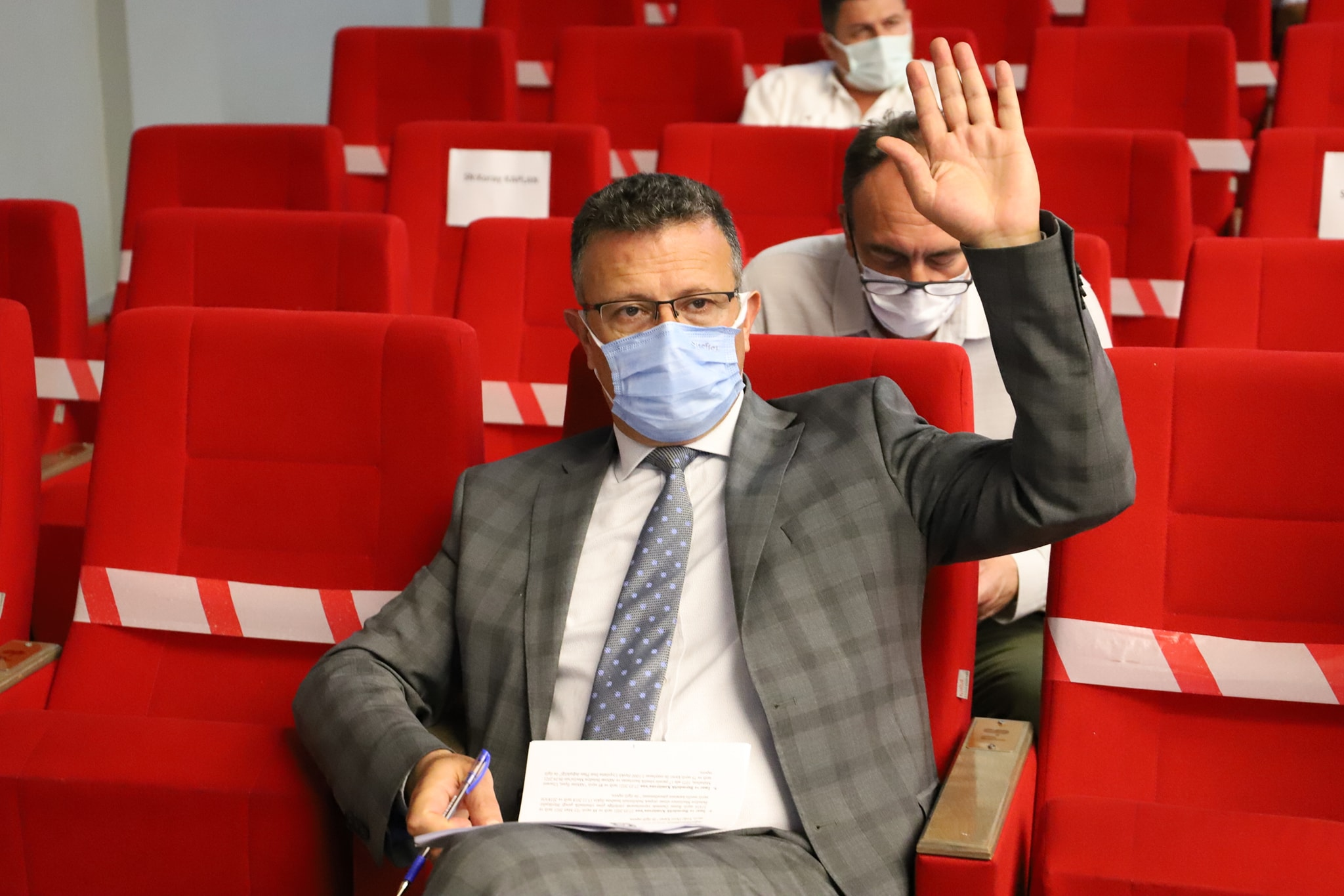 Manisa Büyükşehir Belediyesi Haziran Ayı Olağan Meclis Toplantısını Gerçekleştiriyoruz
