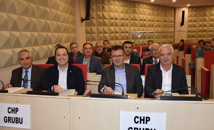 Manisa Büyükşehir Ekim Ayı Olağan Meclis Toplantısına Katıldık.