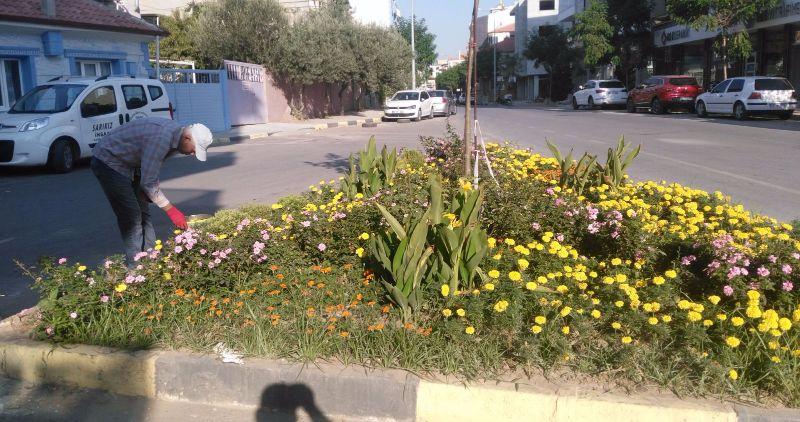 Park Bahçe Şehrimizi Renklendiriyor