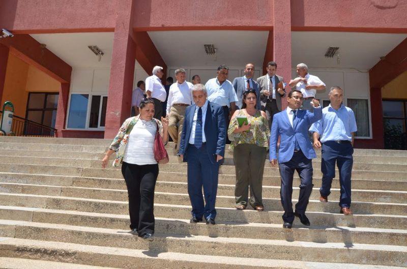 Şehrlerin Davasız Kaldırılması Hakkında Alaşehir Belediye Başkanlığı Valilikte