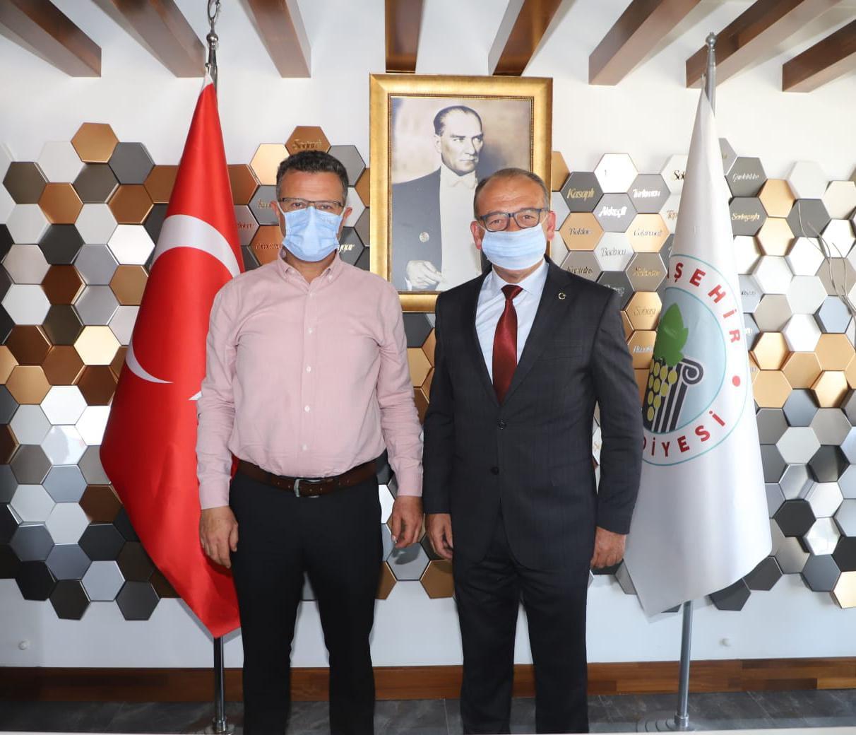 Turgutlu Belediye Başkanımız Çetin Akın Ziyaret Etti