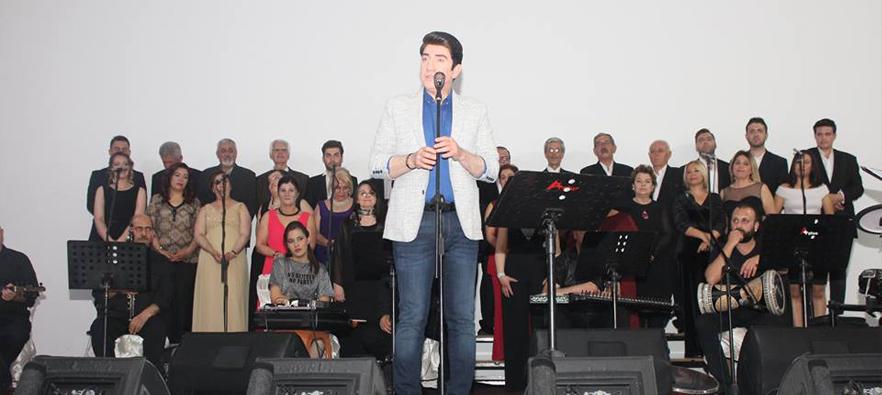 Türk Sanat Müziği Korosundan Yaz Konseri