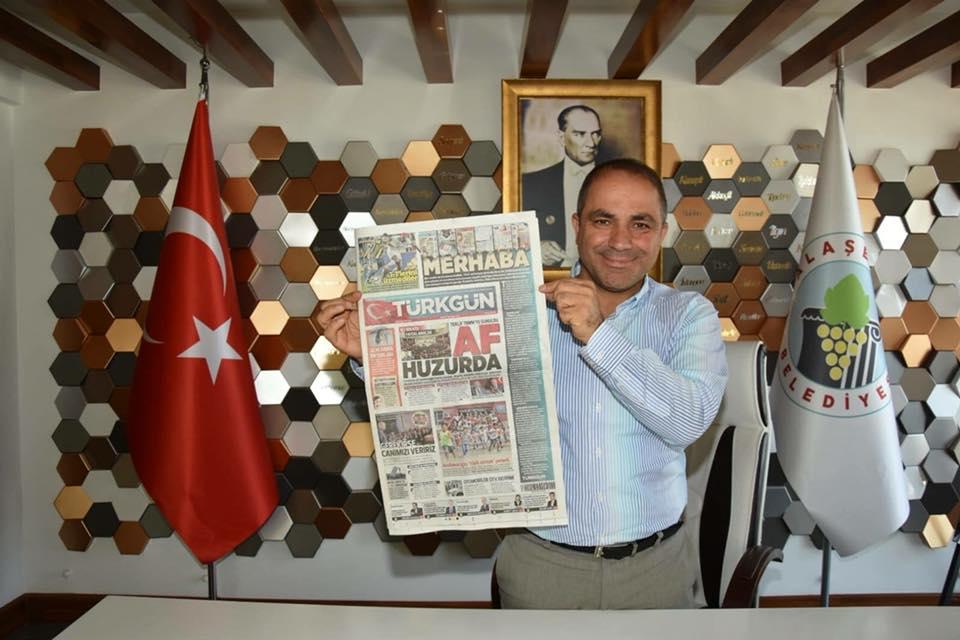 Türkçe konuş,Türkçe düşün Yeni güne TÜRKGÜN gazetesi okuyarak başlıyoruz.