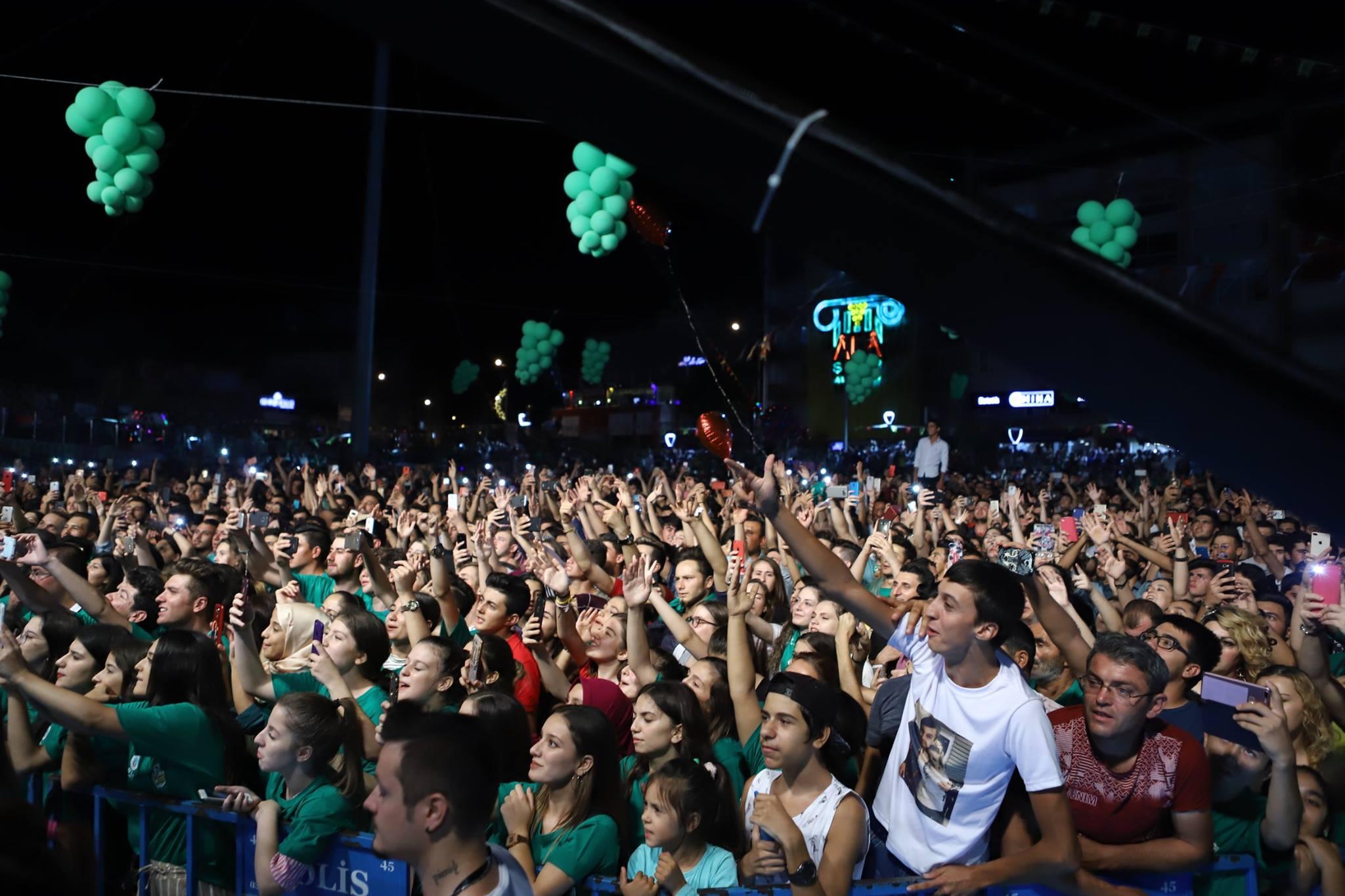 Türkiye Yeşil Partimizi Konuştu