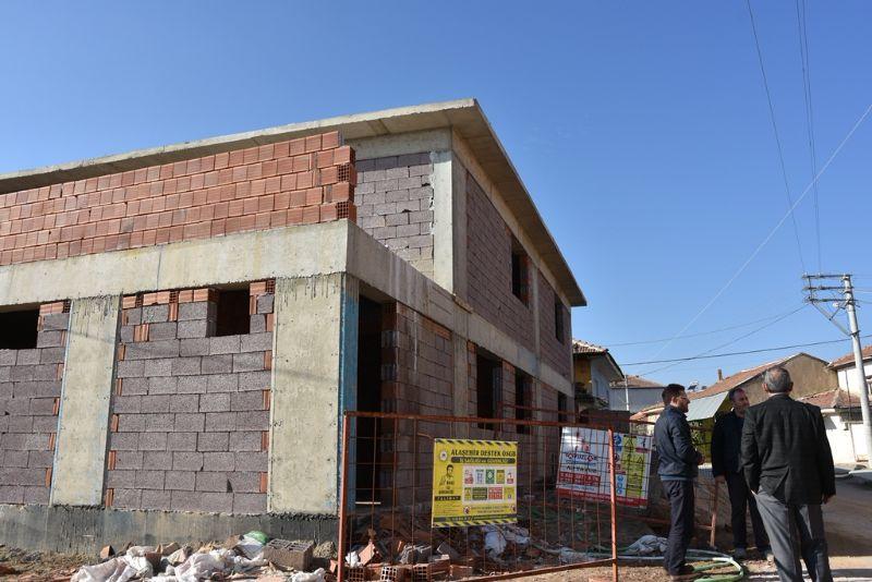 Yeşilyurt Mahallemizde Kuran Kursu İnşaatı İçin Kermes Heyecanı