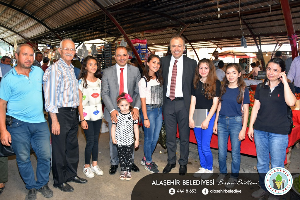 Ali Uçak ve Milletvekili Adayı Nurullah Savaş ilçemiz ve seçim çalışmaları ile ilgili istişarelerde bulundu