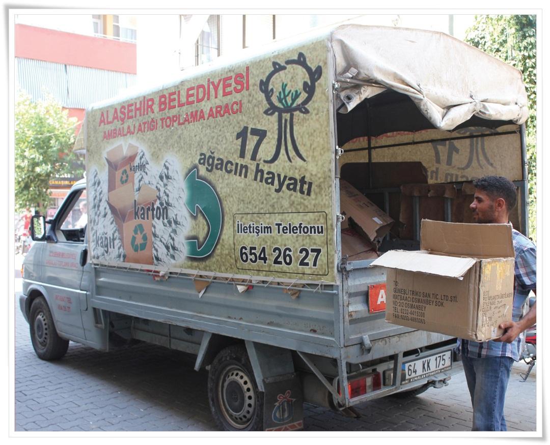 BELEDİYE'DEN MİLLİ EKONOMİYE DESTEK