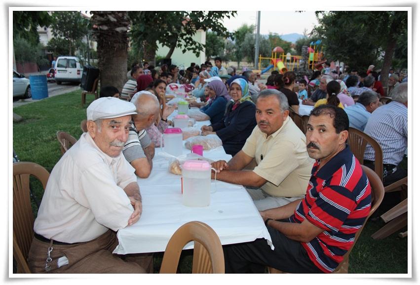 RAMAZAN'DA ALAŞEHİR BELEDİYE'DEN BİR İLK