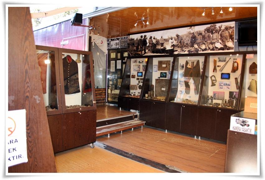 Çanakkale 1915 Gezici Müzesi Alaşehir'de