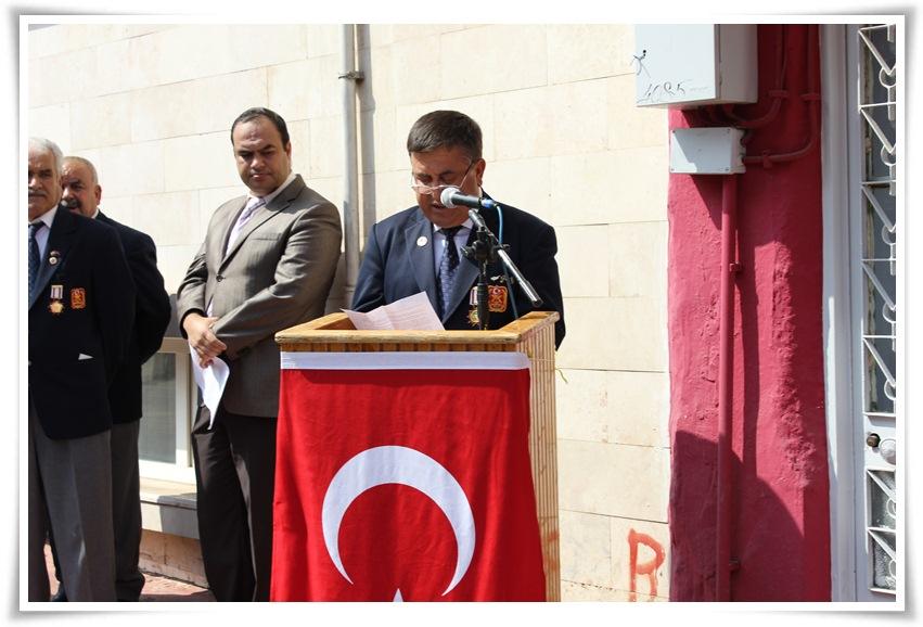 Alaşehir'de Gaziler Günü Kutlandı