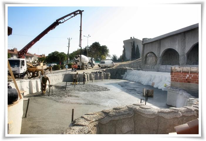 Şelale Parkı Açılış İçin Gün Sayıyor