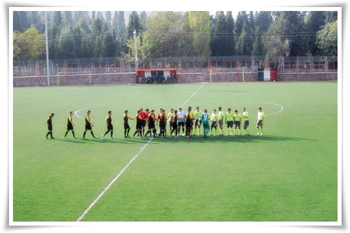 Belediye Spor Zirveye Oturdu
