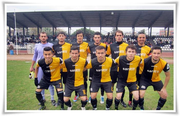 Belediyespor İlk Yarıyı Lider Tamamladı 2-0