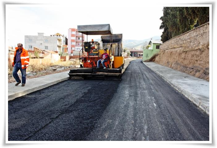 Belediye Üst ve Alt Yapı Çalışmalarını Ara Vermeden Sürdürüyor