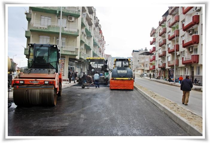 Belediye Çalışıyor, Alaşehir Değişiyor
