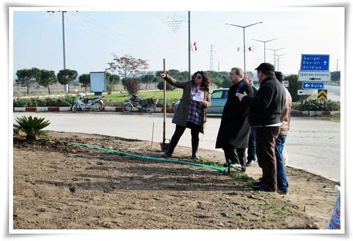 Park ve Bahçeler Müdürlüğü'nden 13 Farklı Çalışma