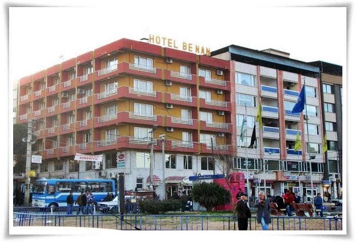 Alaşehir Belediyesi, Otel Benan'ın Satışını Durdurttu