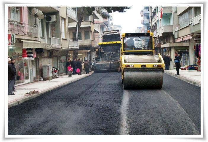 Karaçoban:5 kilometre 2. Kat Asfalt Çalışması Yapılacak