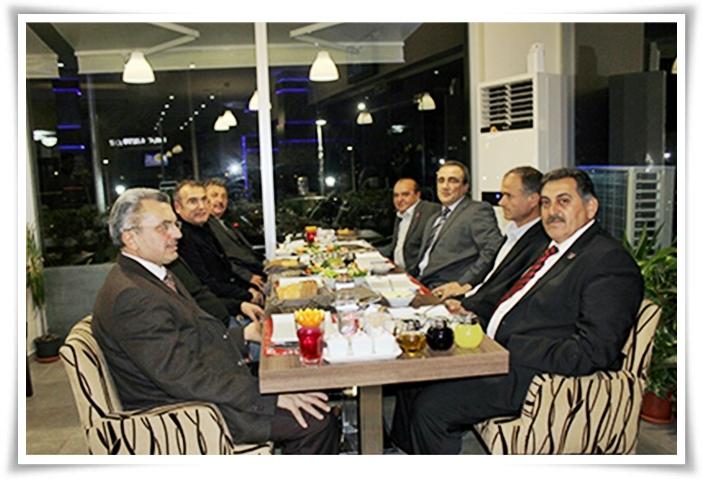 Başkanlar Zirvesi Toplantısı Yapıldı