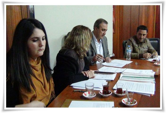 Belediye Meclisi'nde Önemli Karalar Alındı