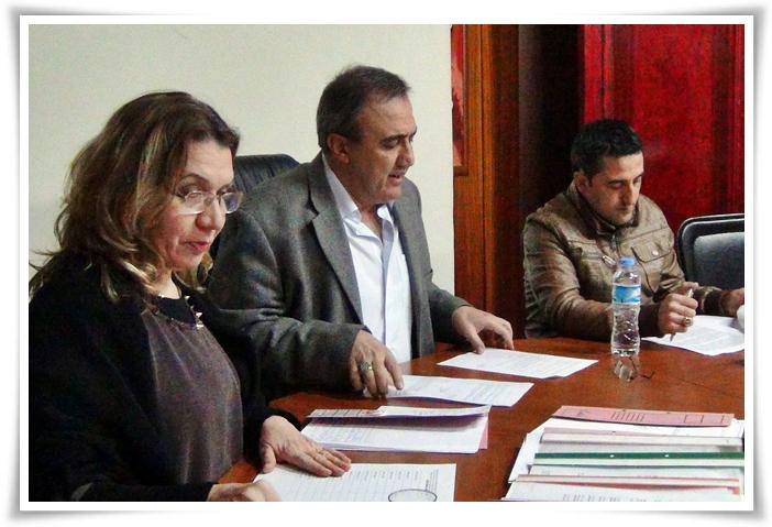 Belediye Meclisi'nin, Mart Ayı Toplantısı Yapıldı