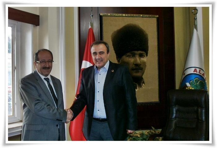 Alaşehir'de 24'ncü Vergi Haftası