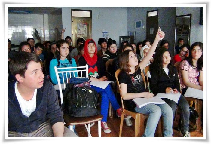 Öğrencilere Belediye'den Ücretsiz SBS Kursu
