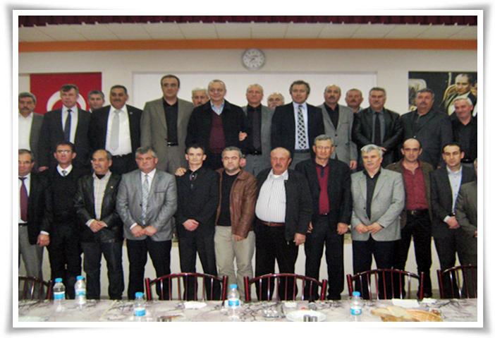 MHP 'li Başkanlar Büyükşehir 'e Hazırlanıyor
