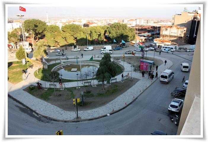 Atatürk Bulvarı'na İlk Kazma Vuruldu