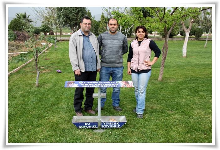 Uğurluay: Alaşehir'i Güzelleştirmek İçin Çalışıyoruz