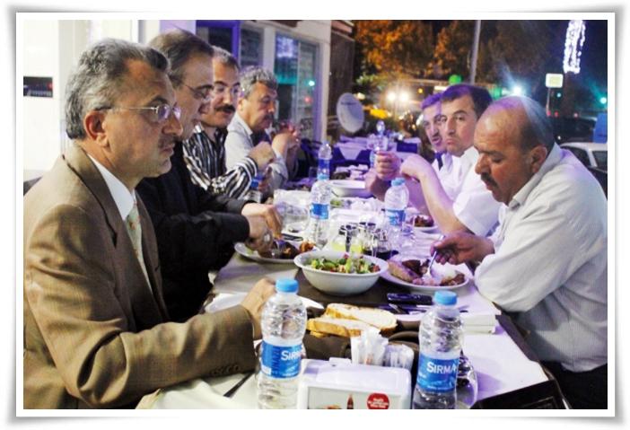 Başkanlar Zirvesi Kavaklıdere Belediyesi'nin Ev...