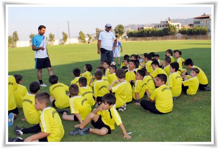 Belediye'nin Yaz Spor Okulları Başlıyor