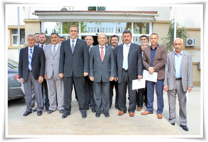 Yeni Belediye Meclis Üyeleri