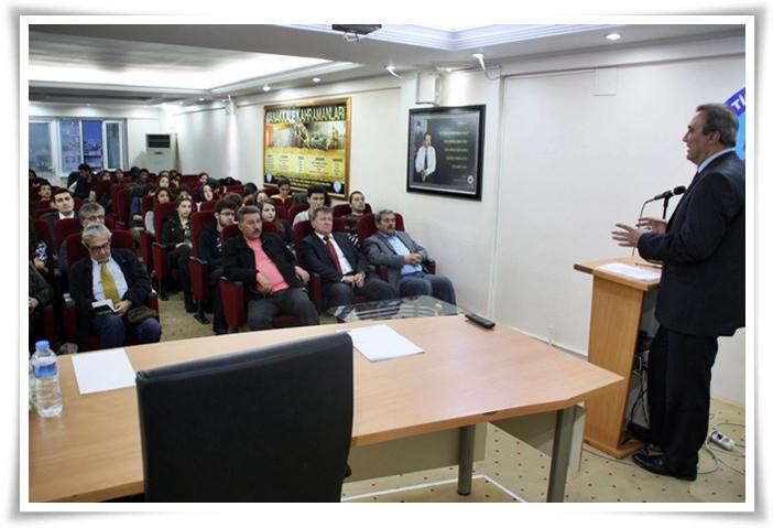 Mimar Sinan Üniversitesi Öğrencilerine Seminer