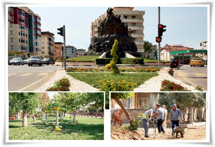 Alaşehir'e Şehir Kimliği Kazandırıyoruz