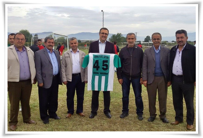 Yeşilyurtspor ve Alaşehir Gençlerbirliğispor