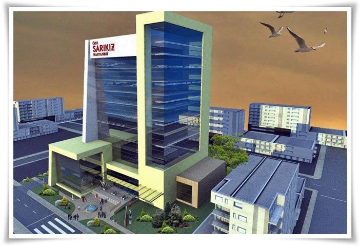 Özel Sarıkız Hastanesi